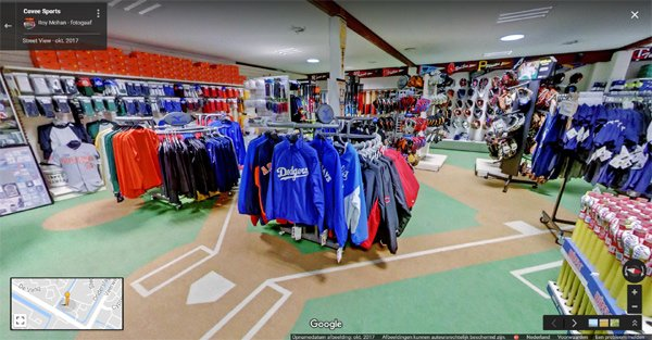 Klik Hier Voor Een Virtuele Tour Van De Showroom Covee Sports